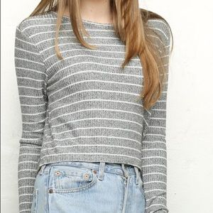 Brandy Melville Long Sleeve Top
